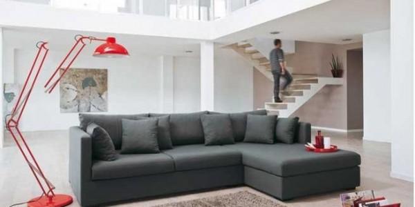 Structurez l'espace de votre salon avec un canapé d'angle