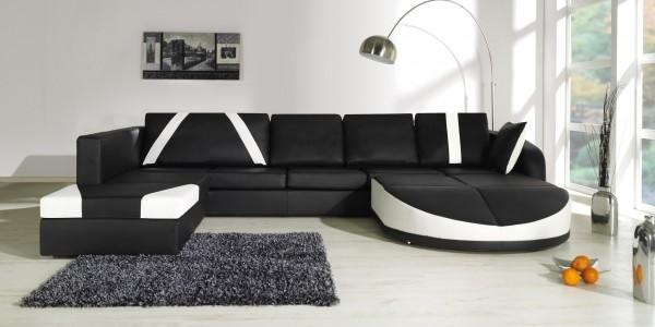 Le canapé d'angle, une véritable révolution dans le design d'intérieur
